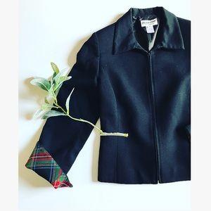 Vintage Pendleton 100% Virgin Wool Blazer